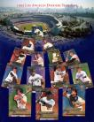 1995 LOS ANGELES DODGERS YEARBOOK